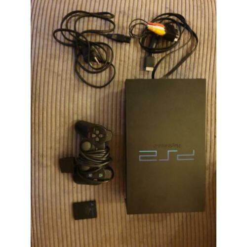 Playstation 2 compleet