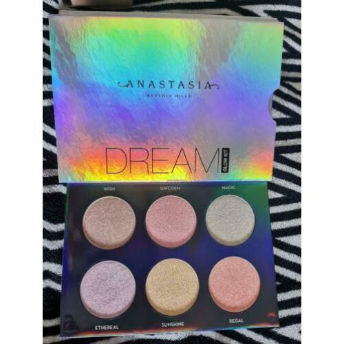 Anastasia beverly hills Dream glow kit new oryginal