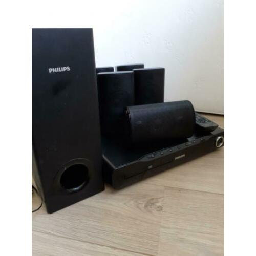 Philips home theater HTS3510 home cinema met dvd