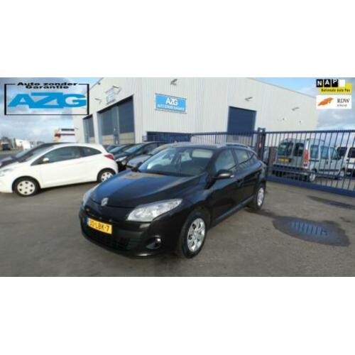 Renault Mégane Estate 1.5 dCi Expression / Navi / Airco / Cr