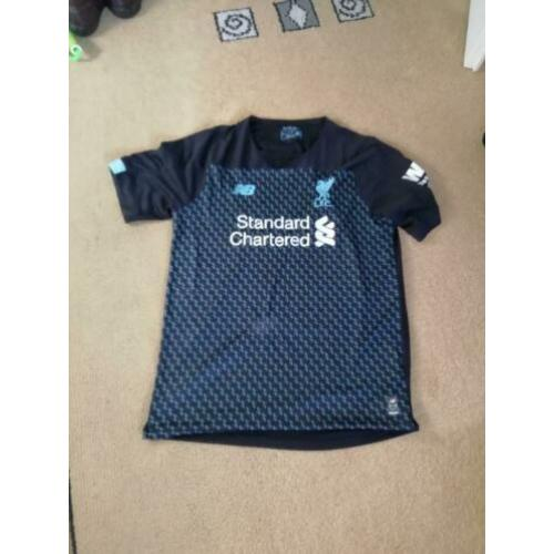 Liverpool shirt maat l new balance