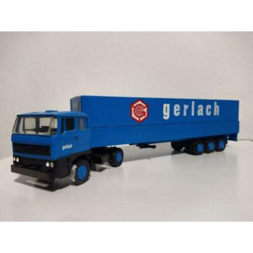 Daf 3300 Gerlach transport 1:50 lion toys Pol