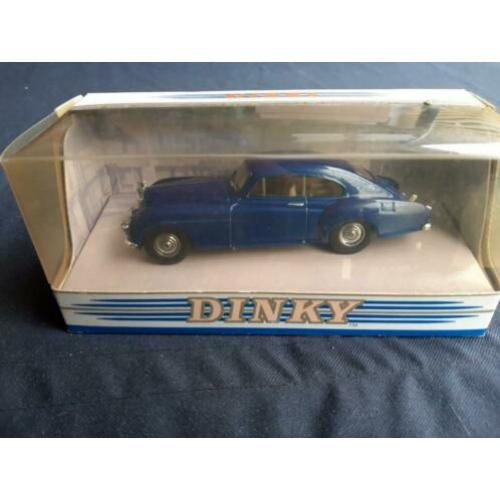 Dinky Collection Bentley Continental R '55 donkerblauw DY13B