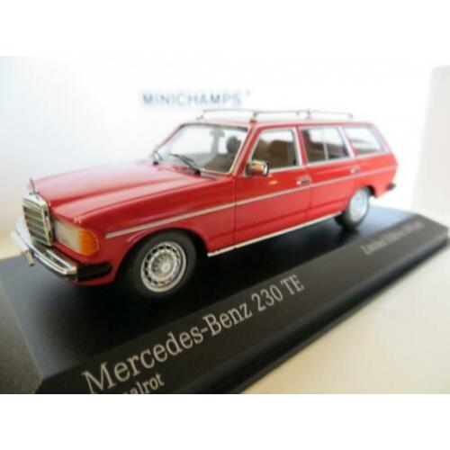 Mercedes Benz 230 TE (S123) - 1982 - Limited Edition