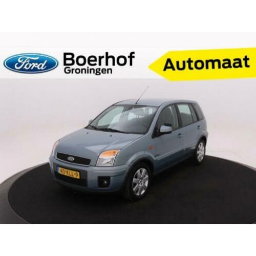 Ford Fusion 1.4-16V Futura AUTOMAAT | Airco | Cruise | PDC |