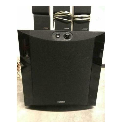 BOSE Lifestyle home entertaiment system