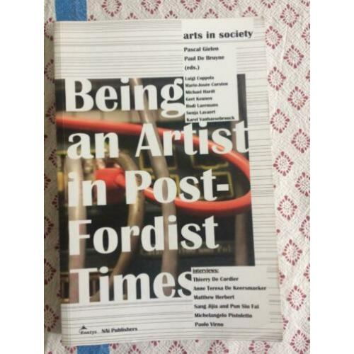 Artist in post-fordist times, Pascal Gielen