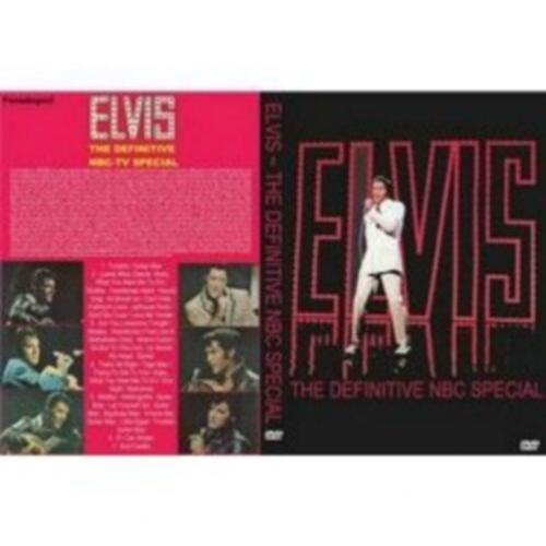 Elvis Presley 1968 DVD the definitive nbc special