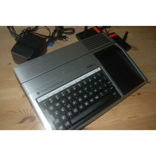 Texas Instruments TI-99/4a Met Expansionsystem!!!