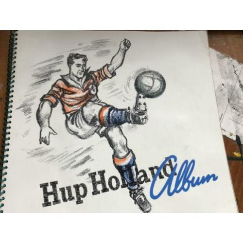 Hup Holland Album sigarenbandjes