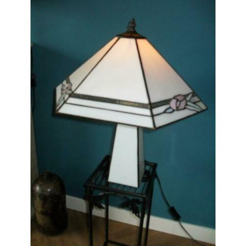 Tiffany staande lamp