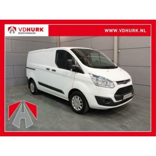 Ford Transit Custom 310 2.2 TDCI Trend Inrichting L+R/Airco/