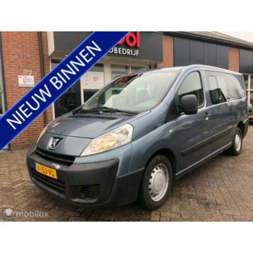 Peugeot Expert - 229 2.0 HDI L2H1 Dubbele Cabine
