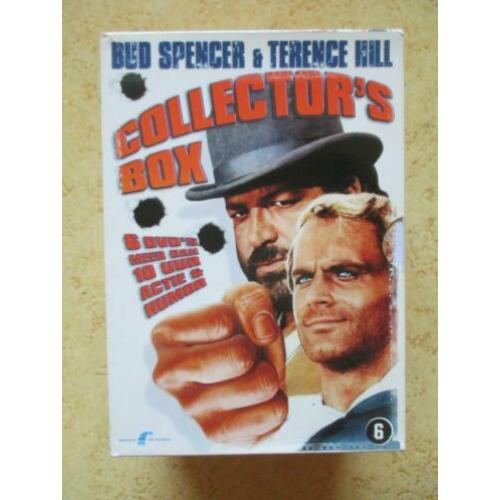 Bud Spencer & Terence Hill - Collectors BOX - 6 DVD's