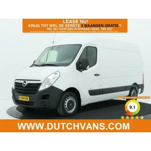 Opel Movano 2.3CDTI L2H2 Start/Stop (2016) Airconditioning