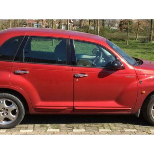 Chrysler PT Cruiser 2.0 I 16V 2001 Rood