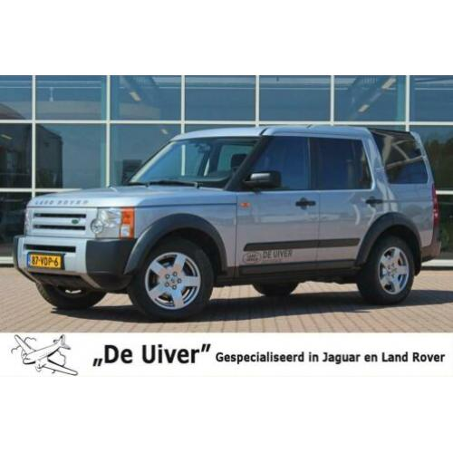 Land Rover Discovery 3 TDV6 S Commercial