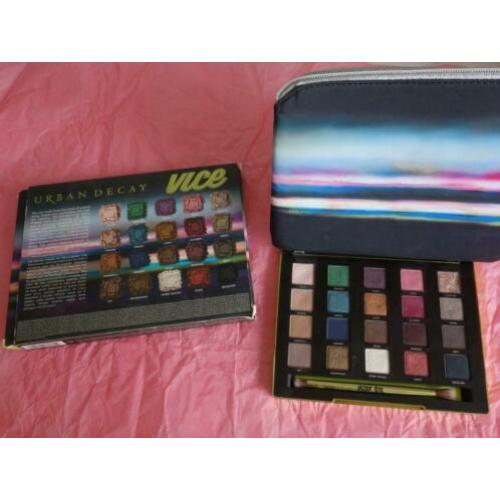 Urban Decay Eyeshadow Palette Vice