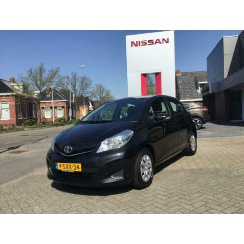 Toyota Yaris 1.0 VVT-i Now Airco (bj 2014)